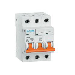 Int. magnetotermico C43N/25A