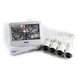 Kit videosorveglianza - SMART WiFi 4 720 M10W