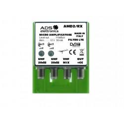 Amplificatore da palo AMD2/RX