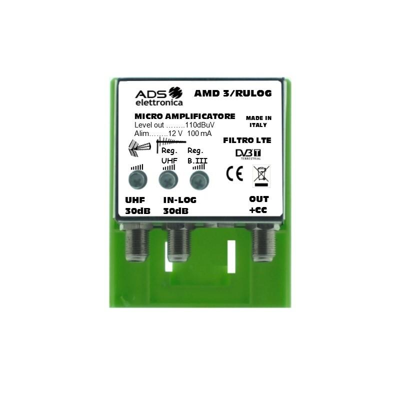 Amplificatore da palo AMD3/RULOG