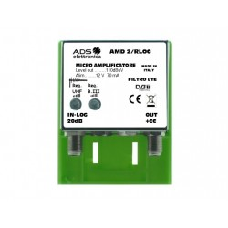 Amplificatore da palo AMD2/RLOG