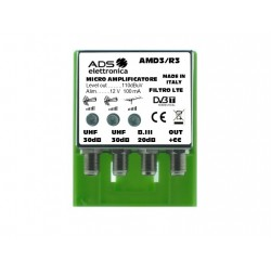 Amplificatore da palo AMD3/R3