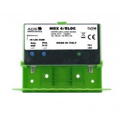 Amplificatore da palo MBX4/RLOG